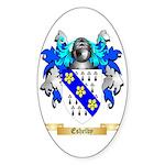 Eshelby Sticker (Oval 50 pk)