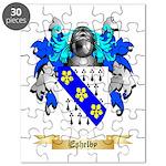 Eshelby Puzzle