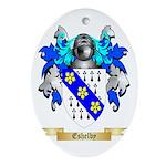 Eshelby Ornament (Oval)
