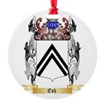 Esh Round Ornament