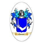 Escuyer Sticker (Oval 50 pk)