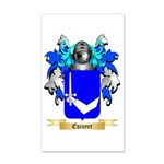 Escuyer 20x12 Wall Decal