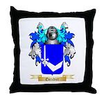 Escudier Throw Pillow