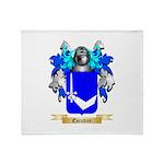 Escudier Throw Blanket