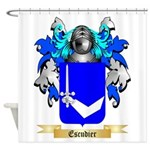 Escudier Shower Curtain