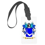 Escudier Large Luggage Tag