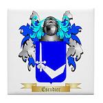Escudier Tile Coaster