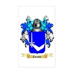 Escudie Sticker (Rectangle)