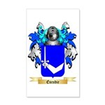 Escudie 35x21 Wall Decal