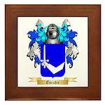 Escudie Framed Tile