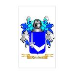 Escudero Sticker (Rectangle)