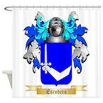 Escudero Shower Curtain