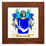 Escudero Framed Tile