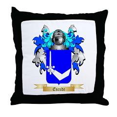 Escude Throw Pillow