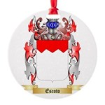 Escoto Round Ornament