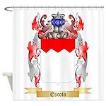 Escoto Shower Curtain