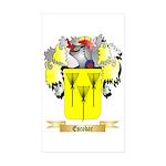 Escobar Sticker (Rectangle 50 pk)