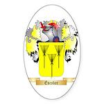Escobar Sticker (Oval 50 pk)
