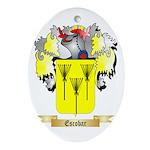 Escobar Ornament (Oval)
