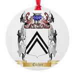 Escher Round Ornament