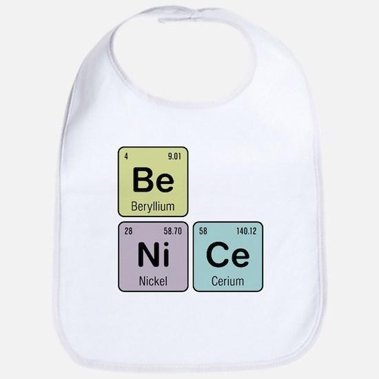 Be Nice - Be Ni Ce Bib