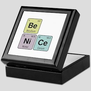 Be Nice - Be Ni Ce Keepsake Box