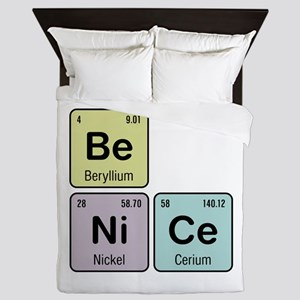 Be Nice - Be Ni Ce Queen Duvet