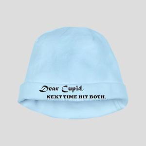Dear Cupid baby hat
