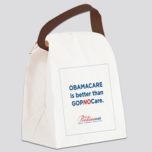 GOPNOCare Canvas Lunch Bag