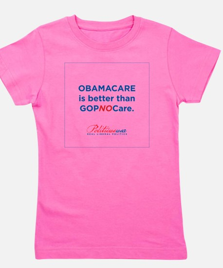 GOPNOCare Girl's Tee