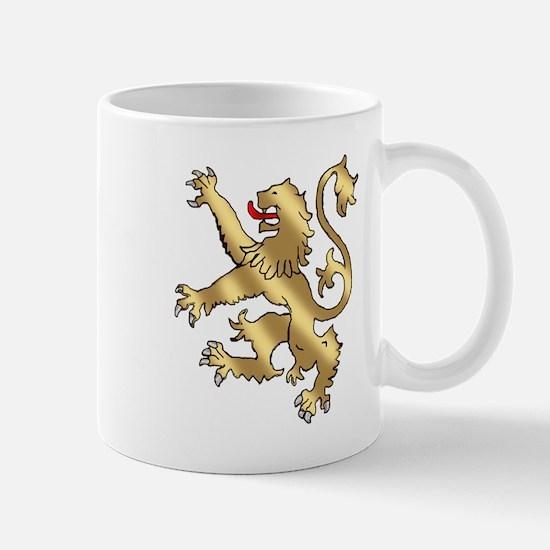 English Lion Rampant Mug