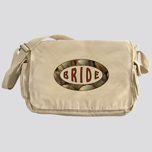 BASEBALL BRIDE Messenger Bag