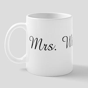 Mrs. Willoughby Mug