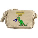 NERVOUS REX Messenger Bag