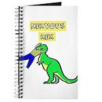 NERVOUS REX Journal