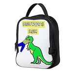 NERVOUS REX Neoprene Lunch Bag