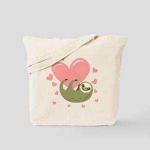 Sloth Tote Bag