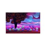 Bubble Garden 3'x5' Area Rug