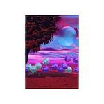 Bubble Garden 5'x7'Area Rug
