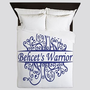 Behcets Warrior Queen Duvet