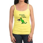 Give me coffee and no one gets hurt! Tank Top