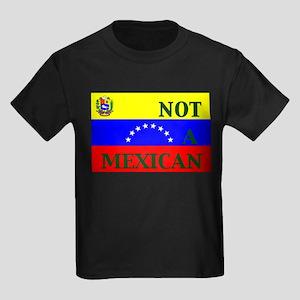 venezuela Kids Dark T-Shirt