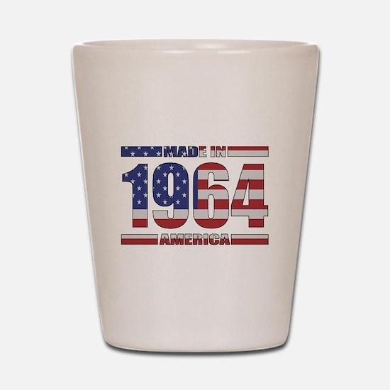 1964 Made In America Shot Glass