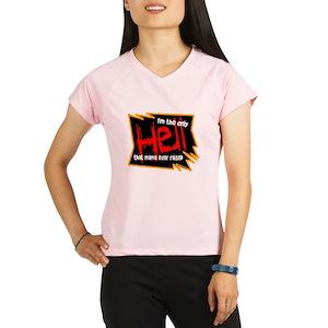 Womens Funny Tank Tops Womens Performance Dry T Shirts Cafepress