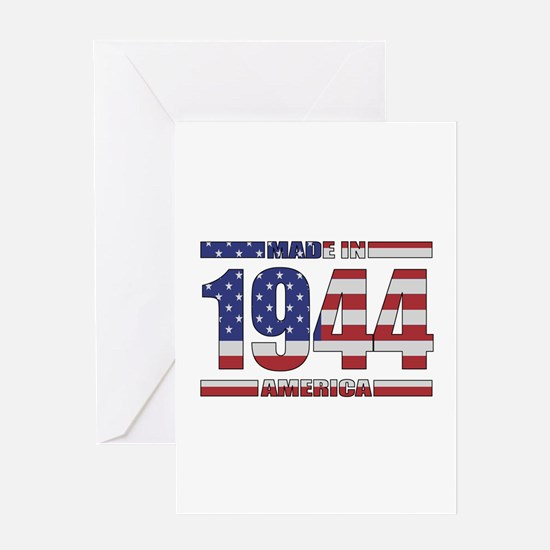 1944 Made In America Greeting Card