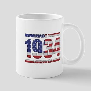 1934 Made In America Mug