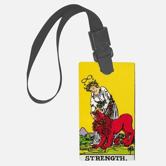 STRENGTH Luggage Tag