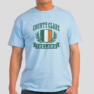 County Clare Ireland Light T-Shirt