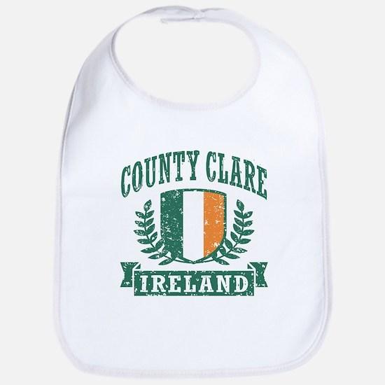 County Clare Ireland Bib