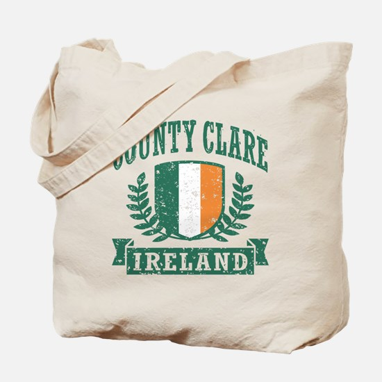 County Clare Ireland Tote Bag